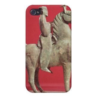 Man on horseback from Wu-wei, Kansu iPhone 4 Cover