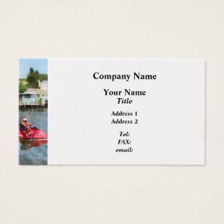 New jersey business cards business card printing zazzle uk man on jet ski tuckerton seaport business card reheart Image collections