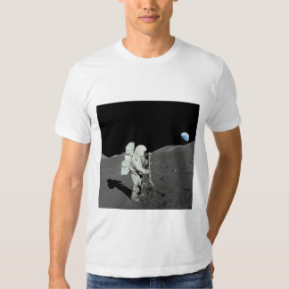 Man on the Moon T Shirt