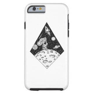 Man on the Moon Tough iPhone 6 Case