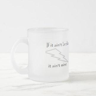 Man or woman cave mug