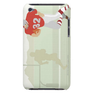 Man playing American football iPod Touch Case-Mate Case