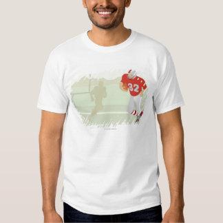 Man playing American football T-shirt