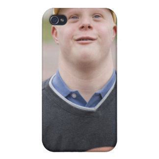 Man playing basketball iPhone 4 case