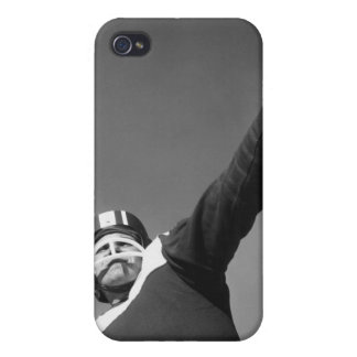 Man Playing Football 2 Case For iPhone 4