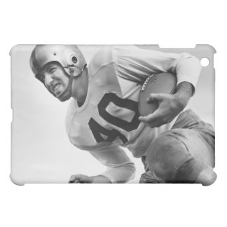 Man Playing Football 3 Case For The iPad Mini