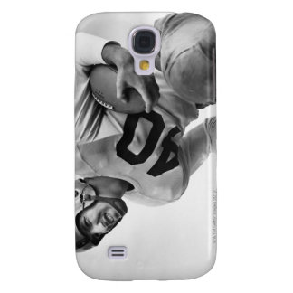 Man Playing Football 3 Galaxy S4 Case