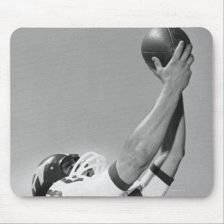 Man Playing Football Mouse Pad