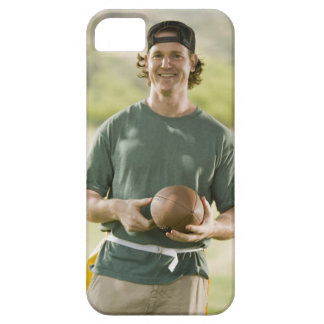 Man playing tag football barely there iPhone 5 case
