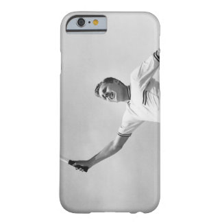 Man playing tennis barely there iPhone 6 case