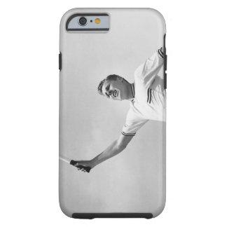 Man playing tennis tough iPhone 6 case