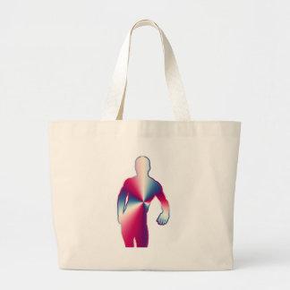 Man Posing Bags