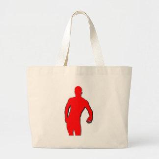 Man Posing Bag