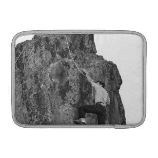 Man Rock Climbing Sleeve For MacBook Air