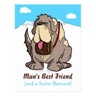 Man s Best Friend Post Cards
