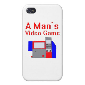 Man s Video Game Cases For iPhone 4