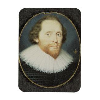 Man said to be William Herbert, 3rd Earl of Pembro Rectangular Photo Magnet
