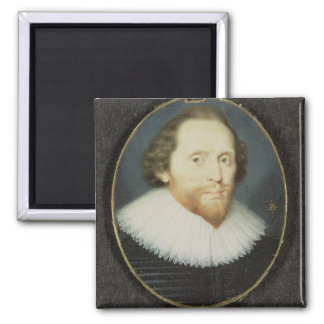 Man said to be William Herbert, 3rd Earl of Pembro Square Magnet