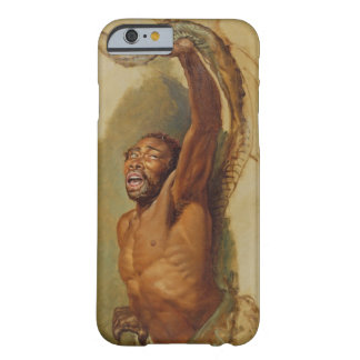 Man Struggling with a Boa Constrictor, Study for ' Barely There iPhone 6 Case