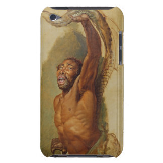 Man Struggling with a Boa Constrictor, Study for ' Barely There iPod Cases