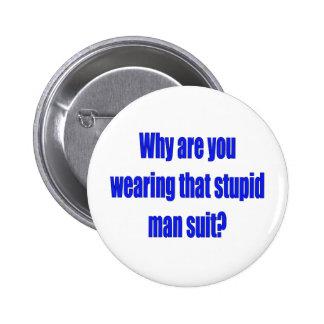Man suit Button
