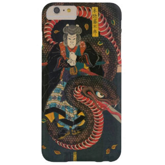 Man Summons Snake- Japanese Woodblock Print Barely There iPhone 6 Plus Case