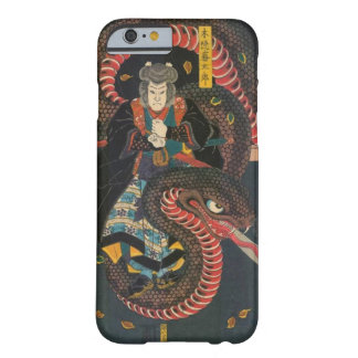 Man Summons Snake- Japanese Woodblock Print Barely There iPhone 6 Case