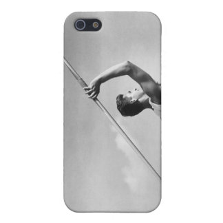 Man Throwing Javelin Case For The iPhone 5