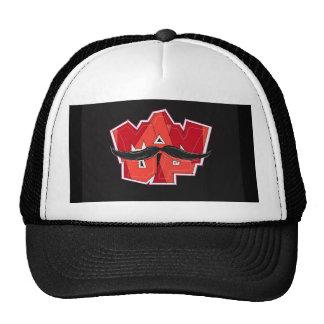 man up cap