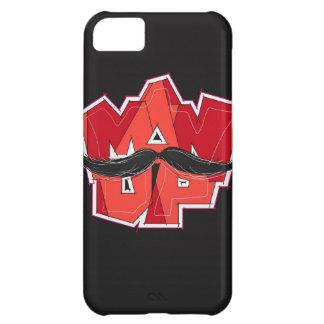 man up iPhone 5C cases