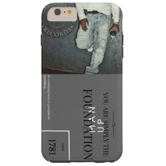 Man up the Foundation Tough iPhone 6 Plus Case