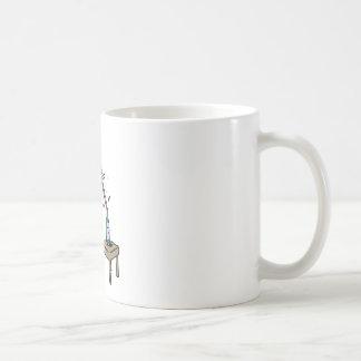 Man Wine #07 Basic White Mug