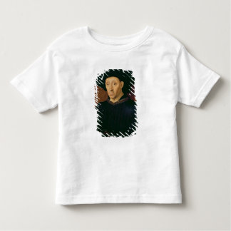 Man with a Glass of Wine Toddler T-Shirt