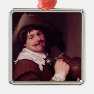 Man with a Jug Christmas Ornament