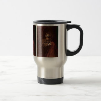 Man with arms (Alexander the Great) by Rembrandt Coffee Mug