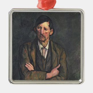 Man with Crossed Arms, c.1899 Christmas Ornament