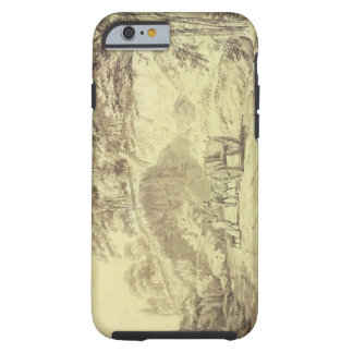 Man with Horse and Cart Entering a Quarry, c.1797 Tough iPhone 6 Case
