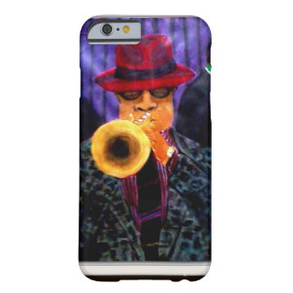 Man With The Golden Horn Barely There iPhone 6 Case