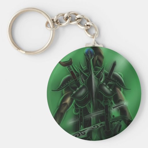 Man with Weapons Tote 2 Keychains