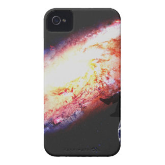 Man wondering about his existence iPhone 4 Case-Mate cases