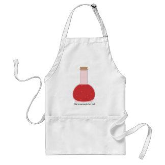 Mana vial standard apron