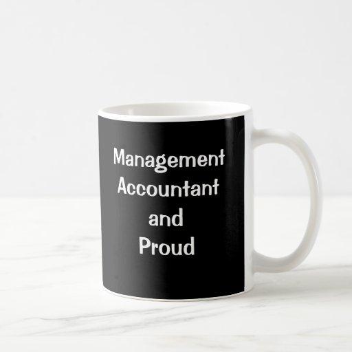 Management Accountant and Proud Mug