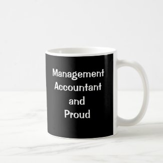 Management Accountant Proud Accountant Quote