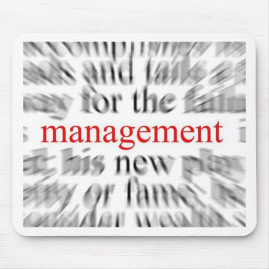 Management Mouse Mat