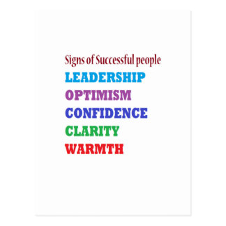 Management Quotes Wisdom Words about Leadership Postcard
