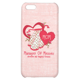 Manager of Messes iPhone 5C Covers