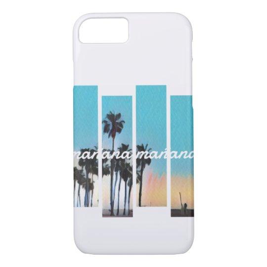 MANANA MANANA PHONE iPhone 8/7 CASE