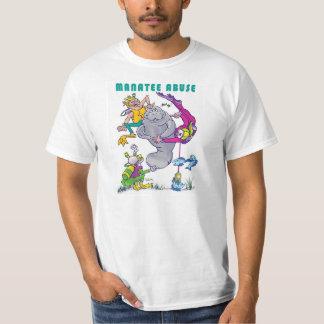Manatee Abuse - Manatee Rights - Buddy Manatee T-Shirt
