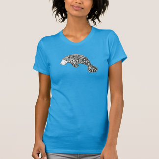 Manatee Blue T-Shirt