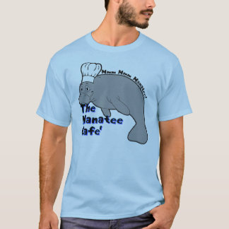 Manatee Cafe T T-Shirt